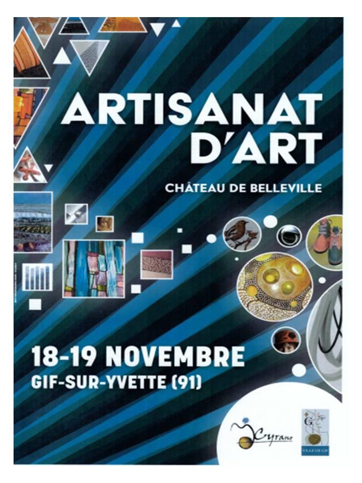 artisanat d'art Chateau belleville