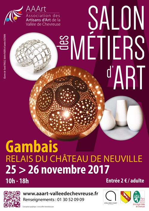 salon metier d'art gambais