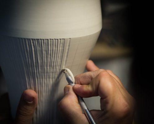 Décoration céramique